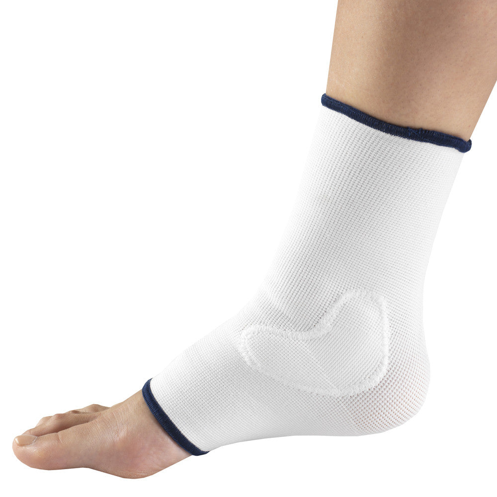 --Side of ANKLE SUPPORT - VISCOELASTIC INSERT--