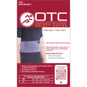 OTC 2458, Select Series Rib Belt For Men