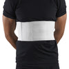 Front view of ELASTIC RIB BELT FOR MEN