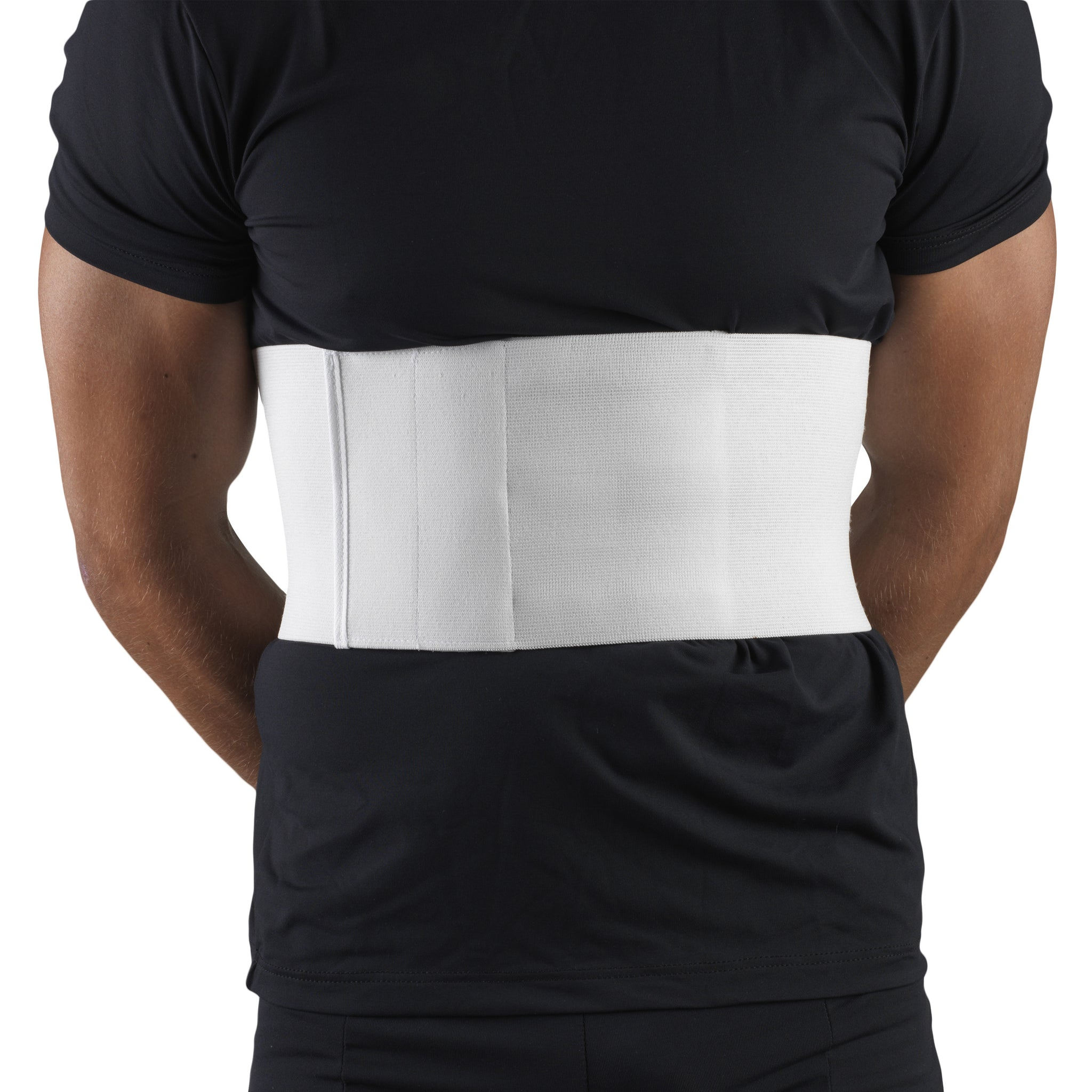 --Front view of ELASTIC RIB BELT FOR MEN--