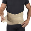 Front of LUMBOSACRAL SUPPORT - ABDOMINAL UPLIFT adjusted