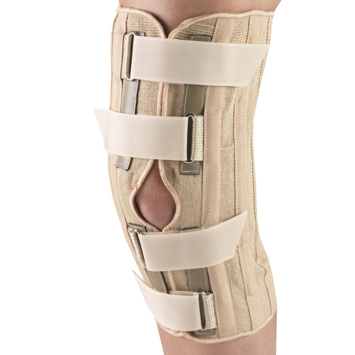 OTC 2545, Knee Support with Condyle Pads - Front Opening