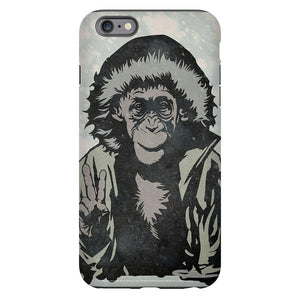 War for the Planet of the Apes Bad Ape Phone Case