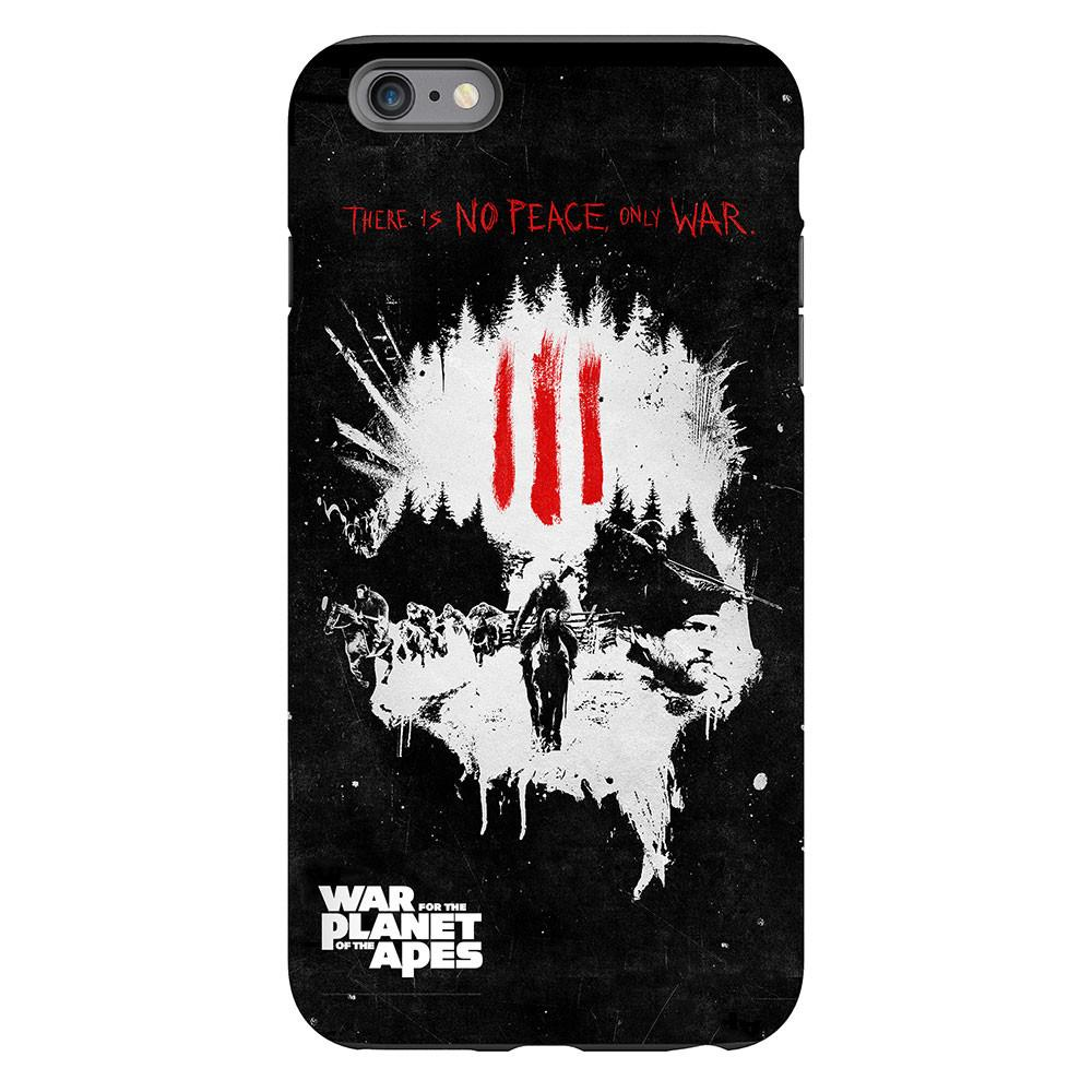 War for the Planet of the Apes Skull Phone Case