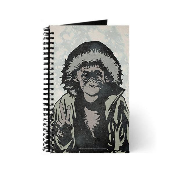 War for the Planet of the Apes Bad Ape Notebook