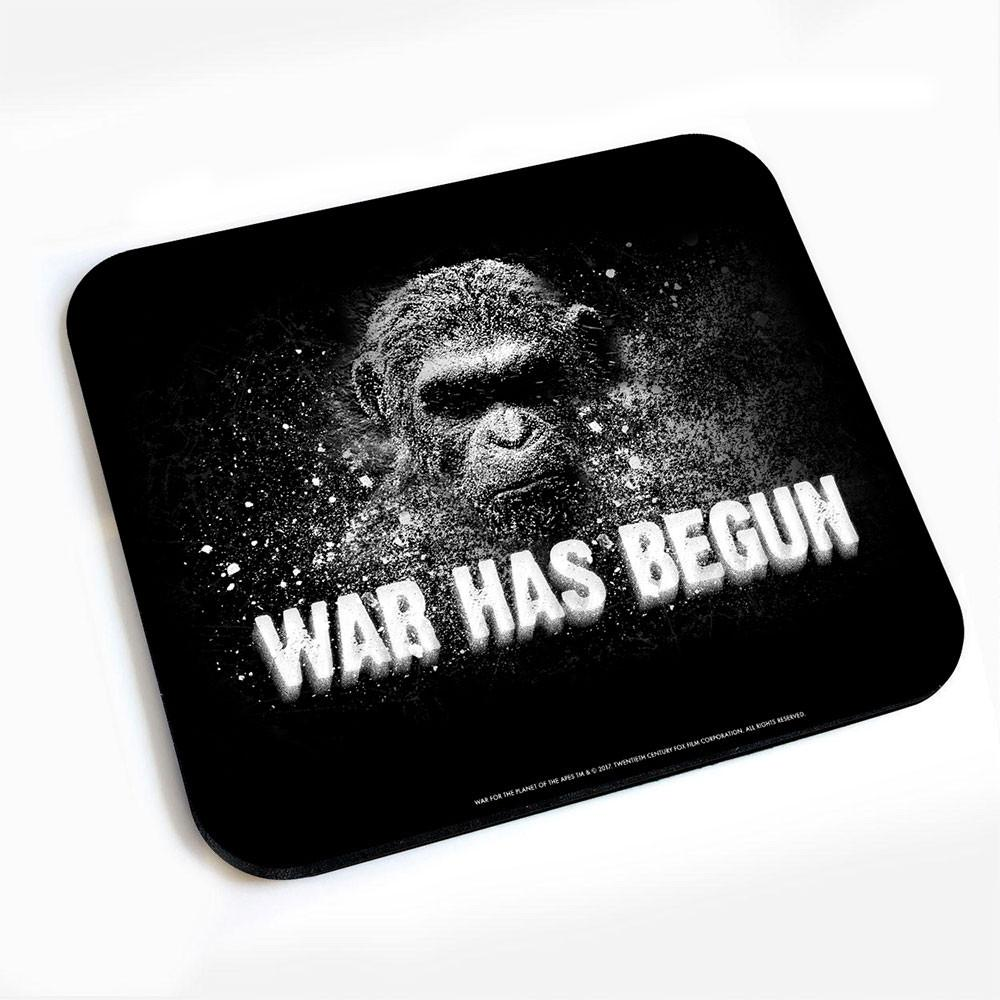 War for the Planet of the Apes War Has Begun Mouse Pad