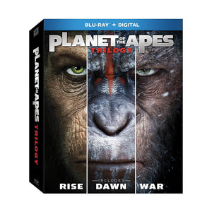 Planet of the Apes Trilogy