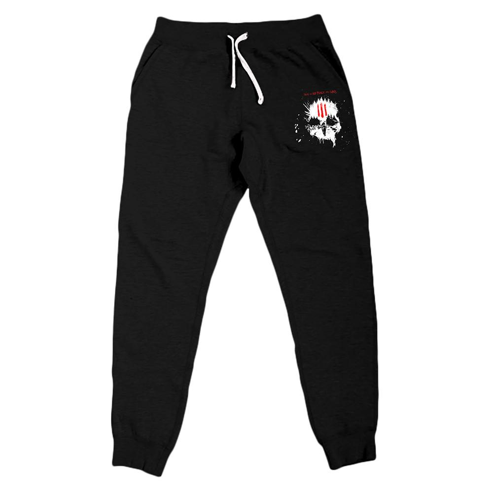 War for the Planet of the Apes Skull Unisex Black Jogger