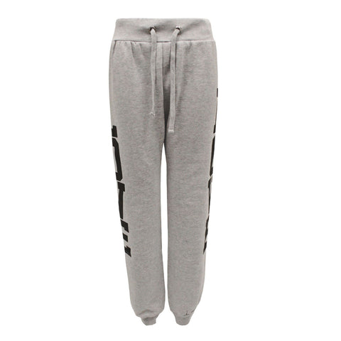 Women's LOVE Tracksuit Set Top & Bottoms Grey