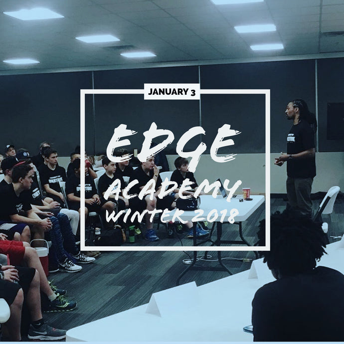EDGE Academy - Jan 2018