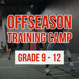 Winter Training Camp (Grades 9 - 12)