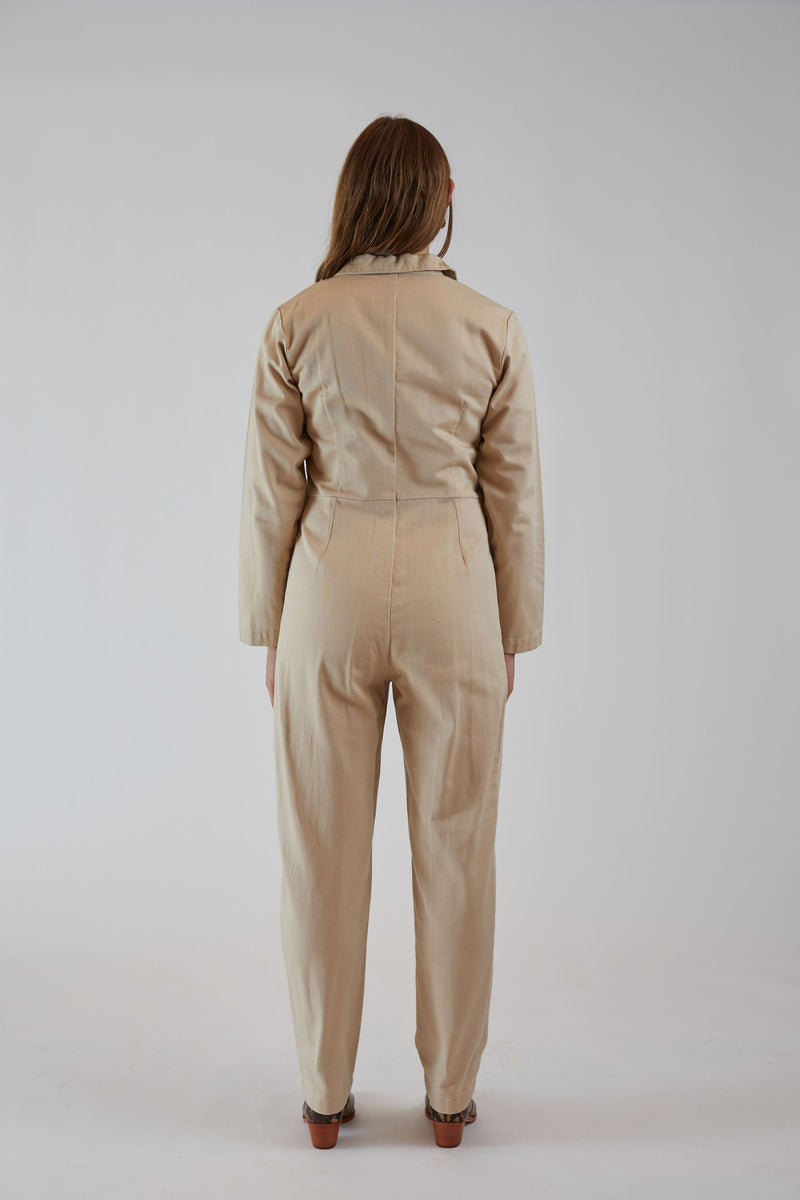 Tia Coverall Toast