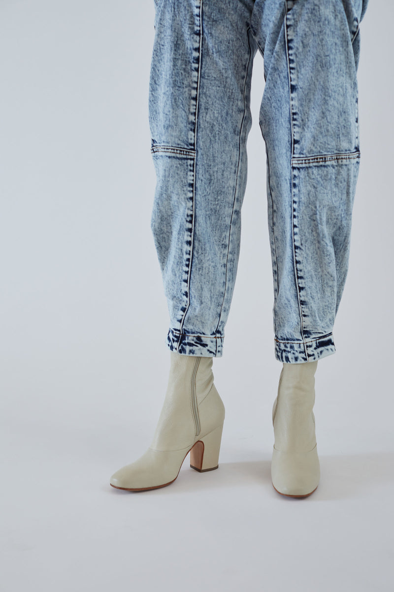 Saco Boot Bone
