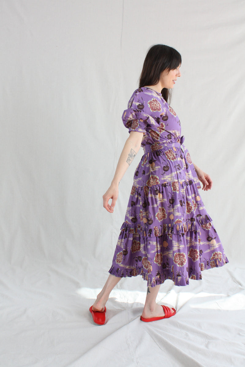 Dasha Dress Zinnia