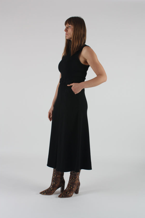 Elle Dress Black