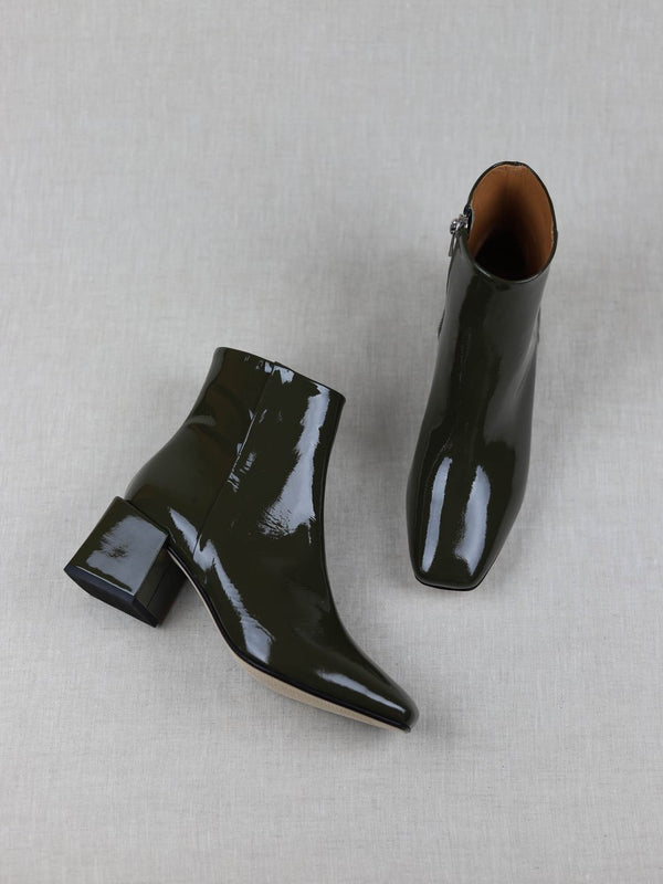 Lazaro Boot Bosque Patent