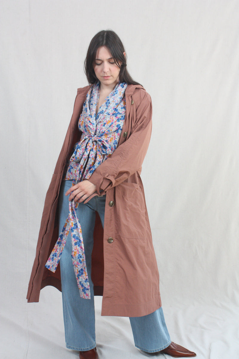 Poolside Shorts Vintage Towel