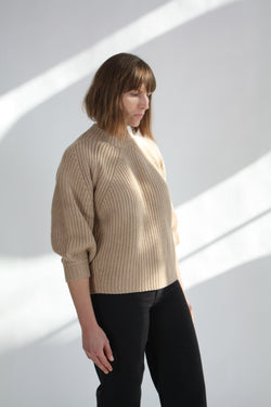 Nueva Merel Sweater Camel