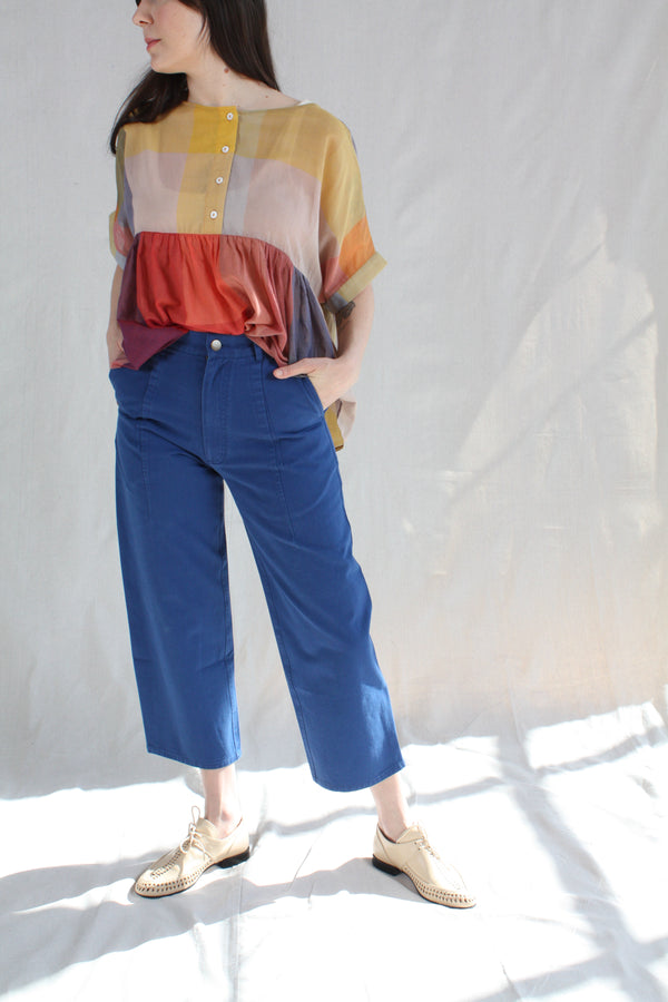 All Day Pants Iris