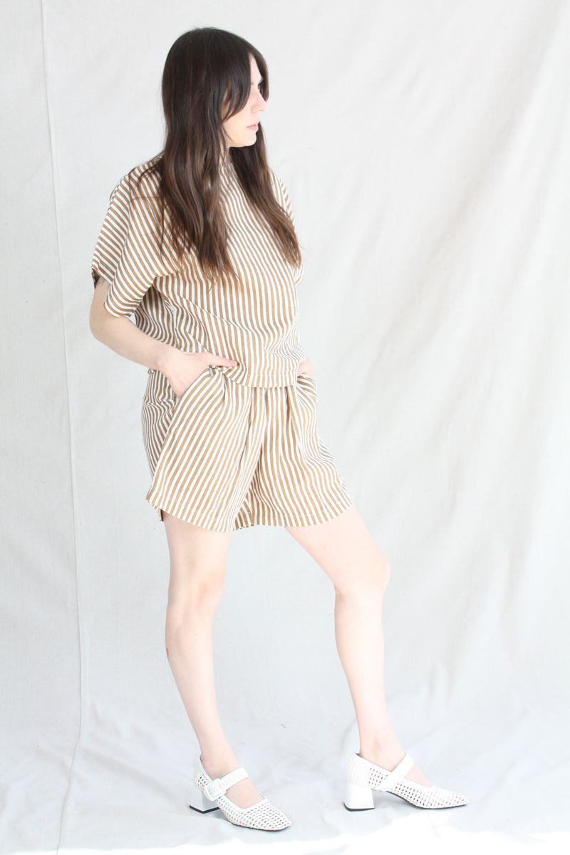 Fiore Maxi Dress Vintage Flowers Cream
