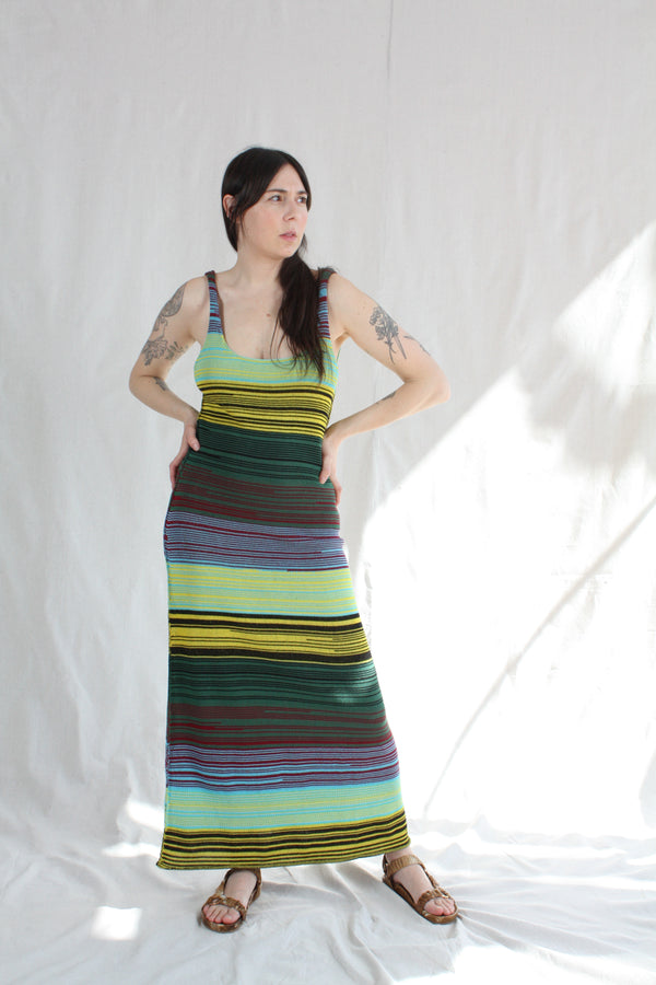 Sunset Dress Multi
