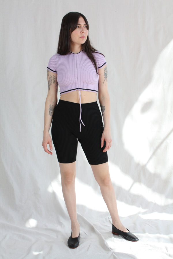 Nonna Bike Short Onyx