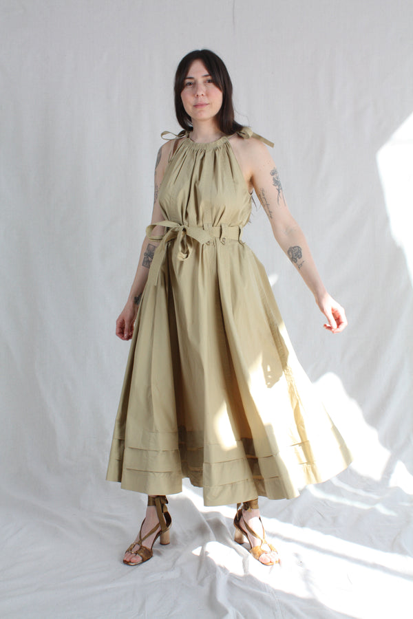 Joni Dress Khaki