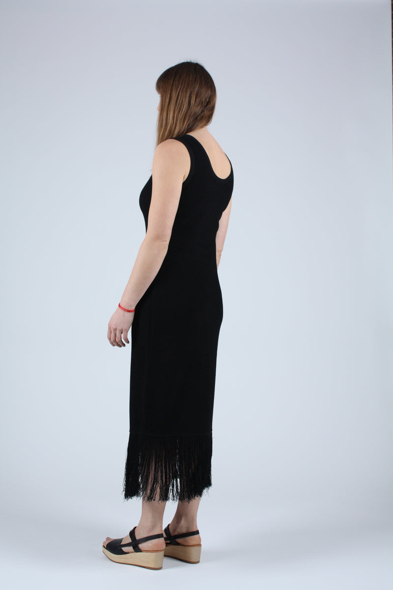 Ettahra Dress Black