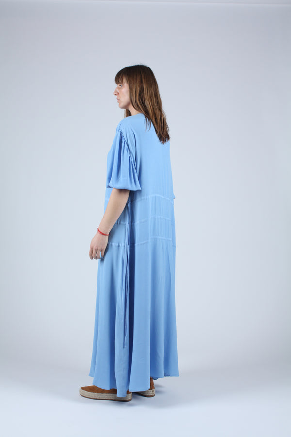 Amane Dress Cloud Blue