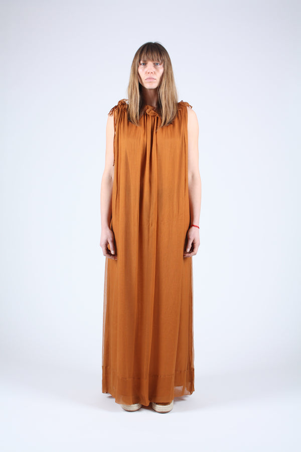 Jeyio Dress Cinnamon