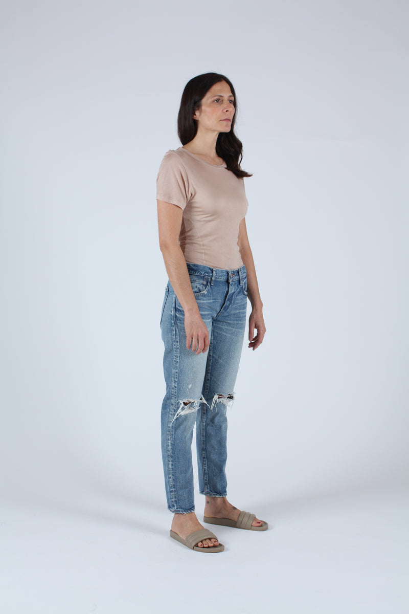 MV Latrobe Tapered Jean Light Blue