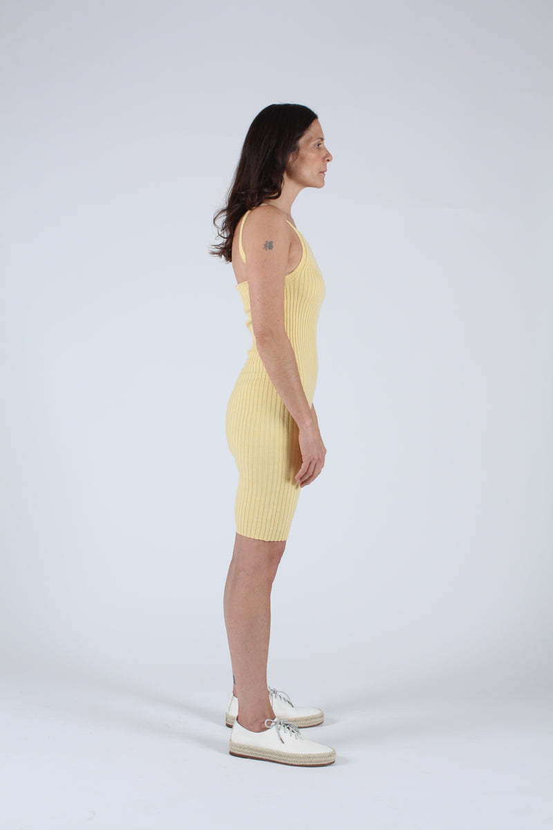 Nonna Slip Dress Chamomile