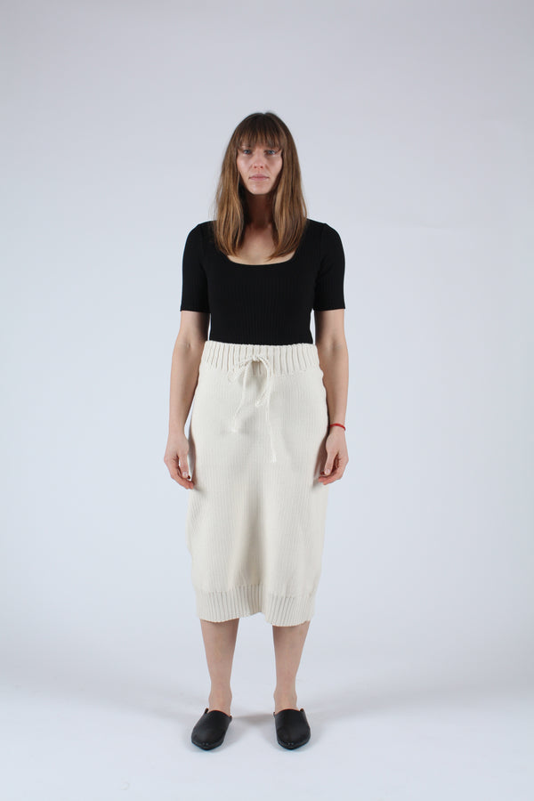 Pebble Skirt Natural