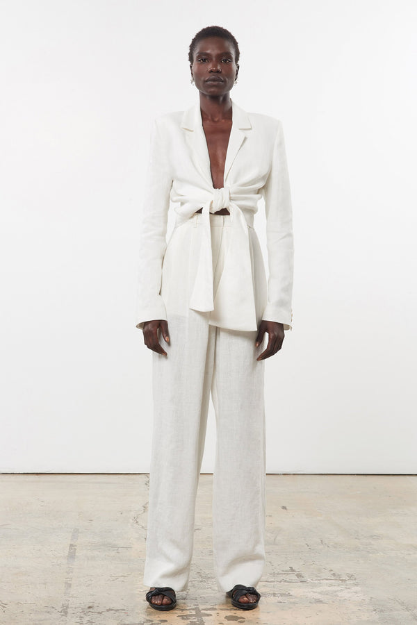 Catalina Jacket White