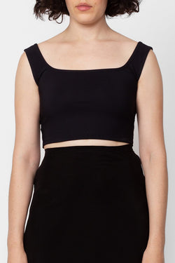 Joan Top Black
