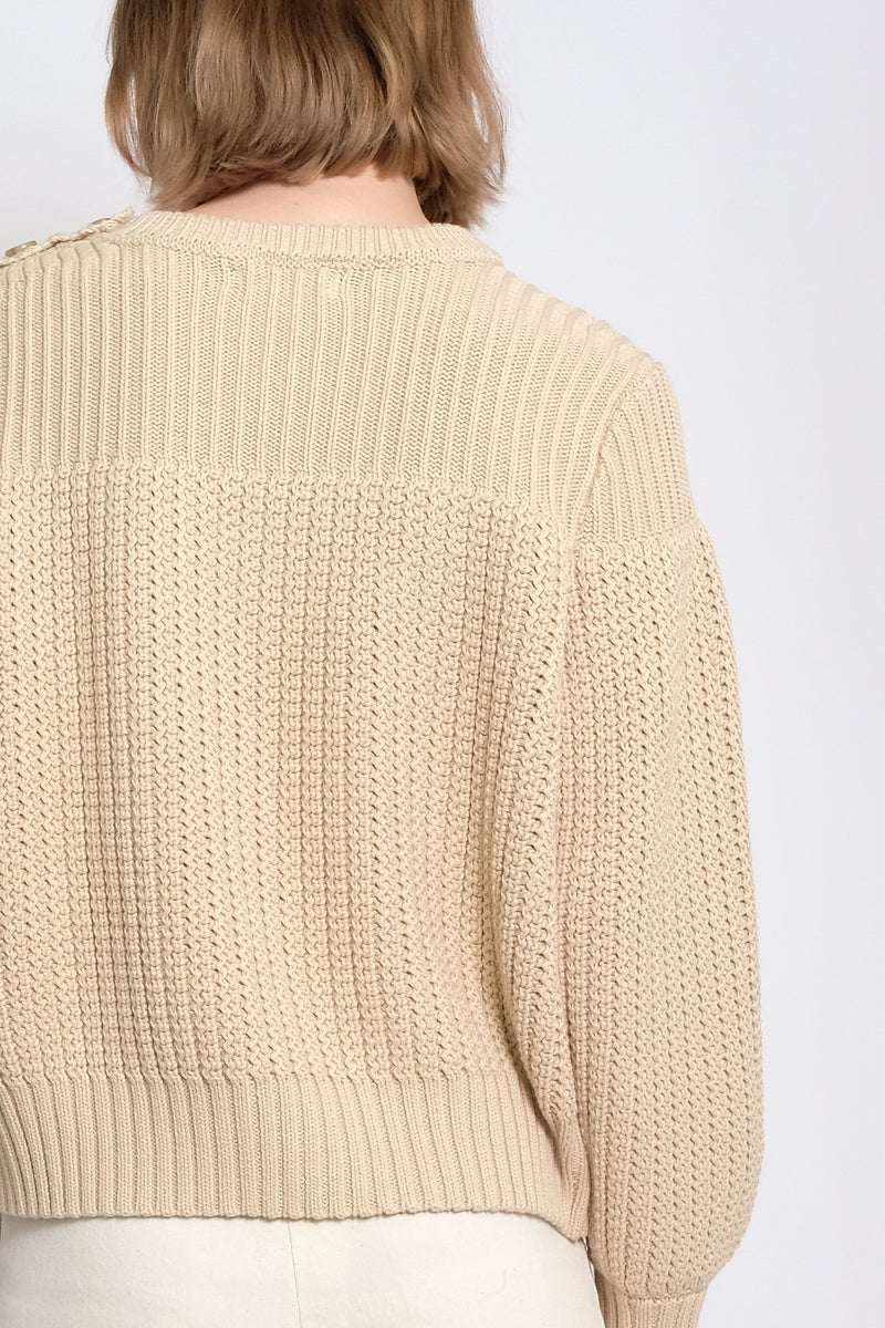 Wren Sweater Cream
