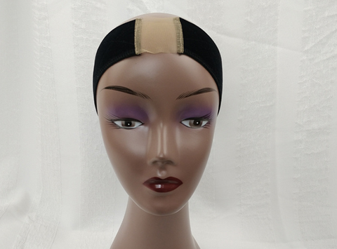 Image of Velvet wig hair band