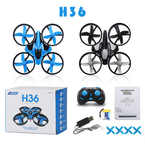 Image of JJRC H36 Mini Drone