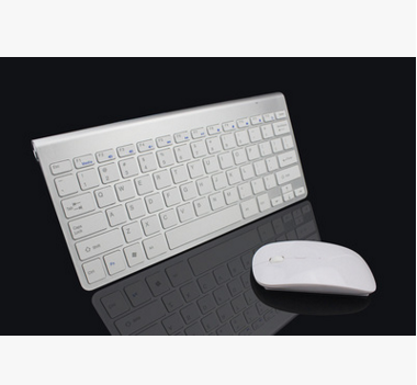 Image of 2.4Ghz Ultra-Thin Wireless Keyboard And Mouse Combo
