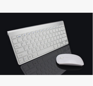 2.4Ghz Ultra-Thin Wireless Keyboard And Mouse Combo