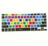 Adobe Illustrator Keyboard Shortcut Design Functional Silicone Cover For Macbook Pro Air 13 15 17 Protector Sticker