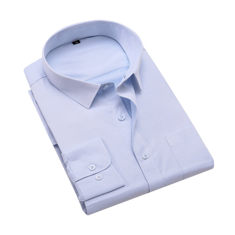 New winter business shirt ,slim and wrinkle free