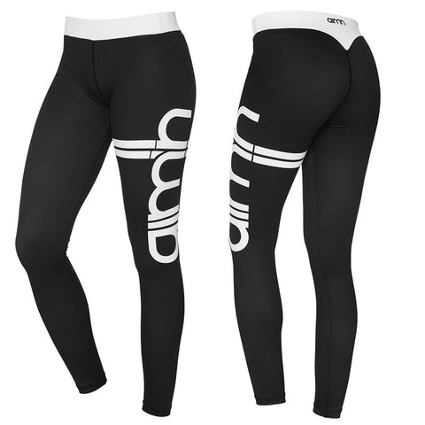 Image of Printed High Waist Yoga Leggings