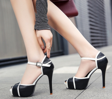 Image of 2018 High Heel summer shoes