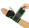 Sports bandage, pressure protection, anti slip gloves, outdoor gymnastics, body building, wrist protection and wrist protection.
