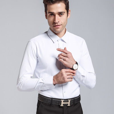 Image of New winter business shirt ,slim and wrinkle free