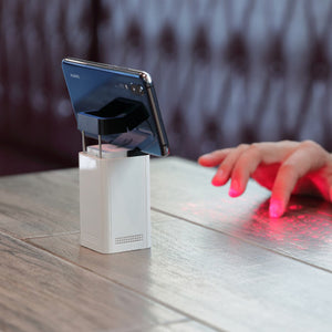 Wireless Laser Projection Bluetooth Virtual Keyboard & Mouse