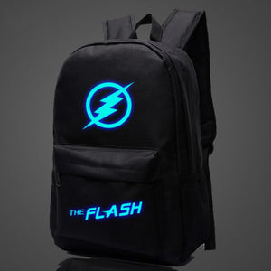 Luminous Superhero Backpack