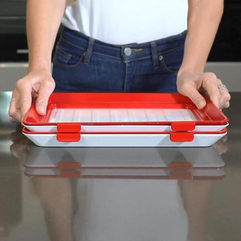 Image of Food Preservation  Kitchen Tray