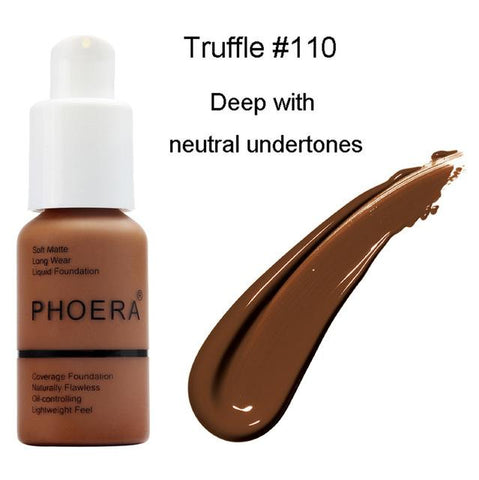 Image of Flawwless Matte Liquid Foundation